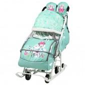 Санки - коляска «Disney baby 2» (арт. DB2)