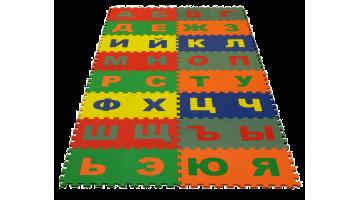 Развивающие коврики пазлы