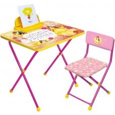 Комплект детской мебели с Белль (арт. Д4Б)