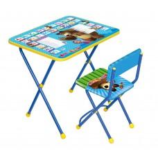 Комплект «Маша и медведь»3-7 лет, мягкое сиденье (арт. КП2)