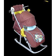 Санки - коляска Ника Детям НД5-2