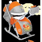 Санки - коляска Ника Детям НД6