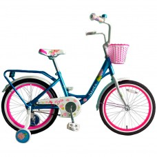 "Велосипед Stels Flyte 14"" (темно-лазурный)"